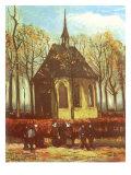 Chapel and Churchgoers  1884