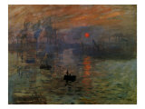 Impression: Sunrise 1873