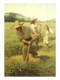 The Scythers  1908