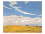 Prairie after Storm  1921