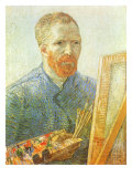 Van Gogh Self-Portrait  1888