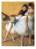 Ballerinas in Repose  1880