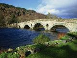 Bridges  Kenmore  Loch Tay  Scotland  United Kingdom  Europe