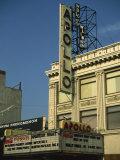Apollo Theatre  Harlem  New York City  United States of America  North America