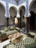Renovated Typical Dwelling  the Kasbah  Algiers  Algeria