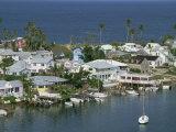 Hopetown  Abaco  Bahamas  Central America