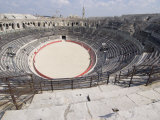 Roman Arena  Nimes  Languedoc  France  Europe