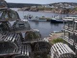 Neil's Harbour  Cape Breton  Nova Scotia  Canada  North America