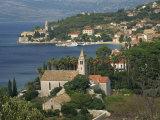 Lopud  Lopud Island  Croatia  Europe