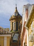 Santa Cruz District  Seville  Andalusia  Spain  Europe