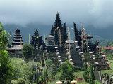 Besakih Temple  Bali  Indonesia  Southeast Asia
