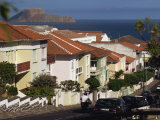 Street in Angra Do Heroismo  Terceira  Azores  Portugal  Atlantic  Europe