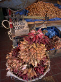 Tequila Fruit for Sale on a Stall in Mexico  North America