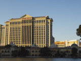 Caesar's Palace Hotel and Casino on the Strip and Flamingo  Las Vegas  Nevada  USA