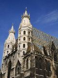 St Stephen's Cathedral  Vienna  Austria  Europe