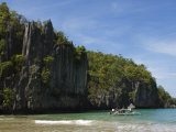 Subterranean River National Park  Sabang Town  Palawan  Philippines  Southeast Asia