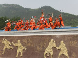 Shaolin Temple  Shaolin  Birthplace of Kung Fu Martial Art  Henan Province  China