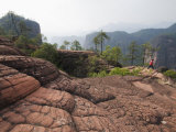 1000 Turtles Mountain in Three Parallel Gorges National Park  Liming Town  Yunnan Province  China