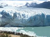 Perito Moreno Glacier  Parque Nacional De Los Glaciares  Patagonia  Argentina