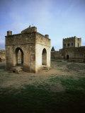 Temple of Atesgah  Zoroastrian Cult  Baku  Azerbaijan  Central Asia