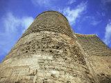 Maiden Tower  Baku  Azerbaijan  Central Asia