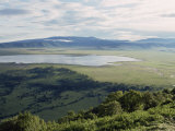 Ngorongoro Crater  UNESCO World Heritage Site  Tanzania  East Africa  Africa