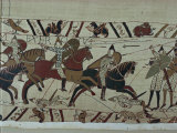 Bayeux Tapestry  Bayeux  Normandy  France