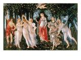 Primavera Giclée premium par Sandro Botticelli