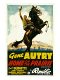 Home on the Prairie  Gene Autry  1939