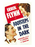 Footsteps in the Dark  Errol Flynn  Brenda Marshall  1941