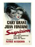 Suspicion  Cary Grant  Joan Fontaine  1941