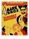 Monkey Business  the Marx Brothers  1931