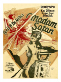 Madame Satan  Kay Johnson on Window Card  1930
