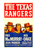The Texas Rangers  Fred Macmurray  Jean Parker  Jack Oakie  1936