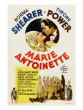 Marie Antoinette  Norma Shearer  Tyrone Power  1938