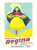 Dutch Girl Margarine Advertisement