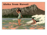 Aloha from Hawaii  Old Fashioned Surfers