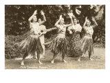 Photo of Hula Girls
