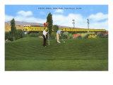 Golf Course  Pocatello  Idaho