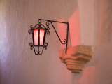 Lantern Inside a Church  Valladolid  Yucatan  Mexico