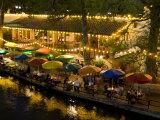 River Walk Restaurants and Cafes of Casa Rio  San Antonio  Texas