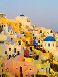Scenic Oia  Santorini  Greece