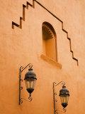 Street Lamps  San Miguel De Allende  Guanajuato State  Mexico