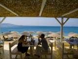St Stefanos Beach  Mykonos  Greece