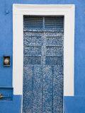 Colorful Doors  Merida  Yucatan  Mexico