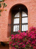Window With Balcony  San Miguel De Allende  Guanajuato State  Central Mexico