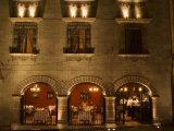 Restaurant near Main Square  San Miguel  Guanajuato State  Mexico