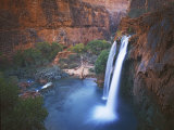 Havasu Falls  Grand Canyon  Arizona  USA