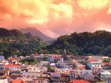 Roseau  Dominica  Caribbean
