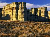 Pillars of Rome  Malheur County  Oregon  USA